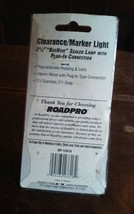 RoadPro RP-1281A 2.5 Beehive Sealed Clearance/Marker Light Plug-In Connection image 2