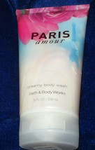 Bath And Body Work 'paris Amour' Body Wash Full Size - $10.84