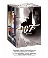 The James Bond Collection, boxed set (Special Edition) [DVD] - $105.04