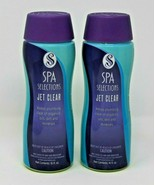 Spa Selections Jet Clear (2 X 16 oz) Improves Filtration 2 Pack Brand New - $17.80