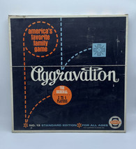 Vintage 1962 Aggravation game-original-#13 Standard Edition-CO-5 Company - $35.63