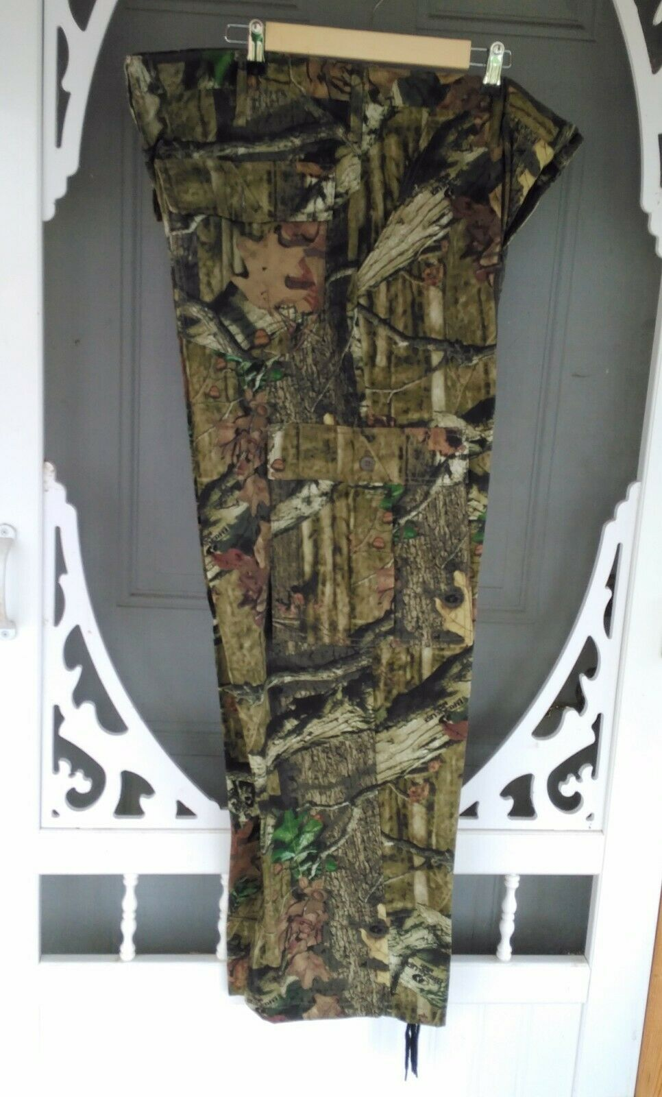 Primary image for Camo Jeans / Break Up Infinity Mossy Oak Cotton Blend Men's SZ 40-42 XL