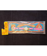 """VINTAGE JAPANESE TOY CINDERELLA WATCH MADE IN JAPAN PINK AND GOLD 6"""" NEW... - $11.87"""