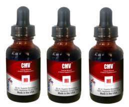 CMV-Multi Purpose Colloidal Ionic Minerals & Vitamin Supplement (1 bottl... - $28.01