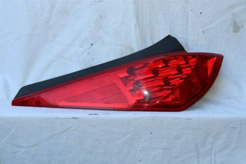 07-09 350Z Coupe Convertible Roadster LED Taillight Tail Light Driver Left LH