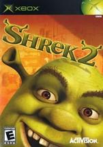 Shrek 2 Xbox Cased - $9.69