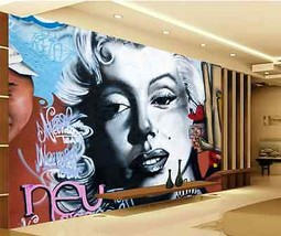 3D Poster Girl star 415 Paper Wall Print Decal Wall Wall Murals AJ WALLPAPER GB - $34.47+