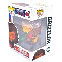 Funko Pop! Retro Toys Masters of the Universe MOTU Grizzlor #40 Vinyl Figure image 2