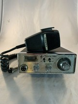 Vintage 70s COBRA 78X Citizens Band 40 Channel CB Radio W/ Mic - Untested - $128.68