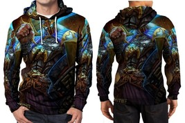 Ares Official Smite 2015 World Champion Skin Hoodie Fullprint Men HOODIE... - $44.99+