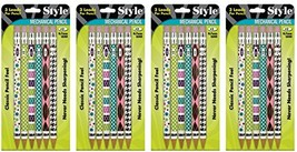 Zebra Style #2 Mechanical Pencil, 0.7mm Lead, 6 Count - 3 Leads Per Penc... - $9.96