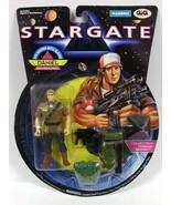Stargate Daniel Archaeologist Figure with Collectible Pyramid Artifact b... - $24.74