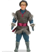 Disney Store Frozen Kristoff Doll Classic 3 and up New - $39.95