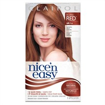 Clairol Nice 'n Easy Born Red Permanent Hair Color, 6R/110 - $24.19