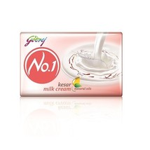 Godrej No. 1 Saffron And Milk Cream Soap 4 X 10... - $16.13