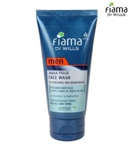 Fiama Di Wills Men Mild Aqua Pulse Face Wash 50... - $16.80