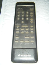 Mitsubishi #939P245A1 TV/VCR Remote Control - $10.88