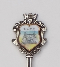 Collector Souvenir Spoon Italy Rome Roma Altare della Patria Vittorio Em... - $14.99