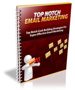 Top Notch Email Marketing - ebook - $0.59