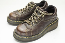 Dr. Martens 6 Brown Platform Shoes Women's - $46.00