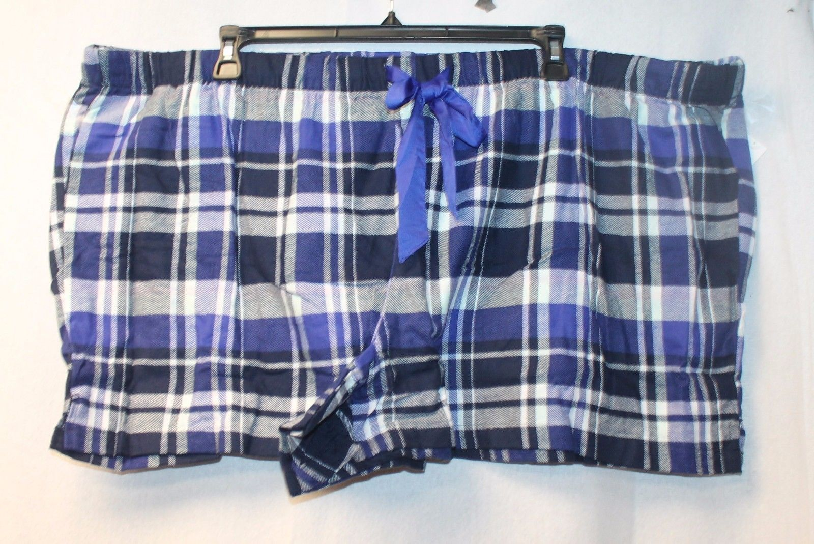 New Old Navy Womens Plus Size 4X Blue Plaid and 50 similar items 5c68bbca0
