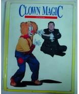 Clown Magic David Ginn pb entertainment skits routines birthday fun Picc... - $20.00