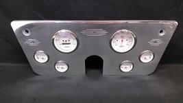 1967 1968 1969 1970 1971 1972 CHEVY TRUCK GAUGE CLUSTER METRIC 3 3/8 - $298.85