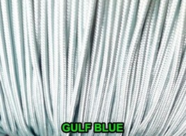 40 FEET:1.8 MM GULF BLUE LIFT CORD for Blinds, Roman Shades and More - $12.86