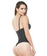 Ann Michell 1016 Powernet Body Shaper Braless Fajas Colombianas - $47.50