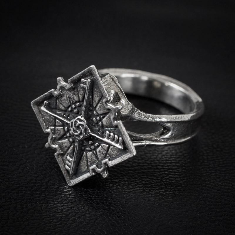 Dishonored 2 Emily's Ring Sterling Silver Imperial Signet ...
