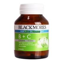 BLACKMORES B Plus C 60 Tablets (Australia Import)  - $49.49