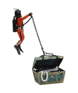 Penn-Plax Action-Air Treasure Diver for Fish - $11.98
