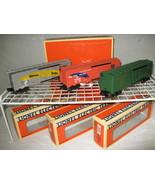 Lionel Boxcars 6464 Series II 6-19257, 1994, O Gauge, 3 Rail Track, New - $105.00