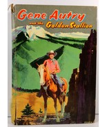 Gene Autry and The Golden Stallion Cole Fannin 1954 Whitman - $3.99