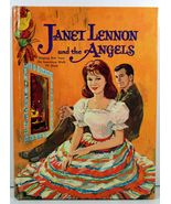 Janet Lennon and the Angels by Barlow Meyers 1963 Whitman - $4.99