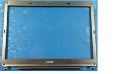 """Genuine Sony VAIO VGN-NS Series 15.4"""" LCD Front Bezel Cover 013-300A-894... - $13.98"""