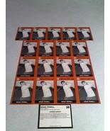 ***DOUG TEWELL***   Lot of 18 cards / Oklahoma State / Golf - $8.99