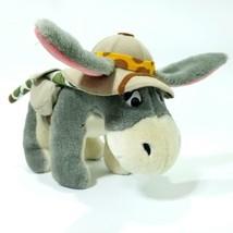 "Disney World Disneyland Safari Eeyore 11"" Stuffed Plush - Animal Kingdom - $6.89"