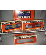 Lionel Boxcars 6464 Series III 6-19266, 1995, O Gauge, 3 Rail Track, New - $95.00