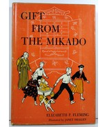 Gift From The Mikado by Elizabeth P. Fleming 1958 HC/DJ - $3.99