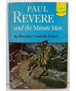 Paul Revere and the Minute Men by Dorothy Canfield Fisher - $5.99
