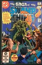THE SAGA OF THE SWAMP THING #1 (1982) DC Comics FINE+ - $14.84