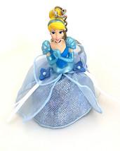 Disney Parks Cinderella Gown Keychain Ornament NEW - $21.90