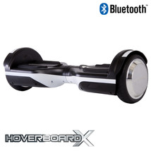 """HoverboardX HBX-SL White """"Scoolance"""" Bluetooth Hoverboard - $279.00"""