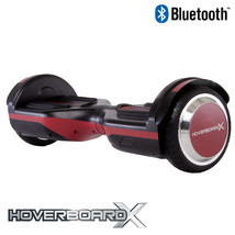 """HoverboardX HBX-SL Red """"Scoolance"""" Bluetooth Hoverboard - $279.00"""