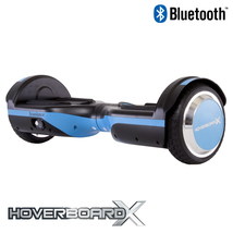 """Hoverboard X HBX-SL Blue """"Scoolance"""" Bluetooth Hoverboard - $279.00"""