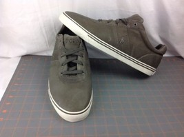 Polo Ralph Lauren Hanford Western Leather Fashion Sneaker Green Men's Sz... - $59.95