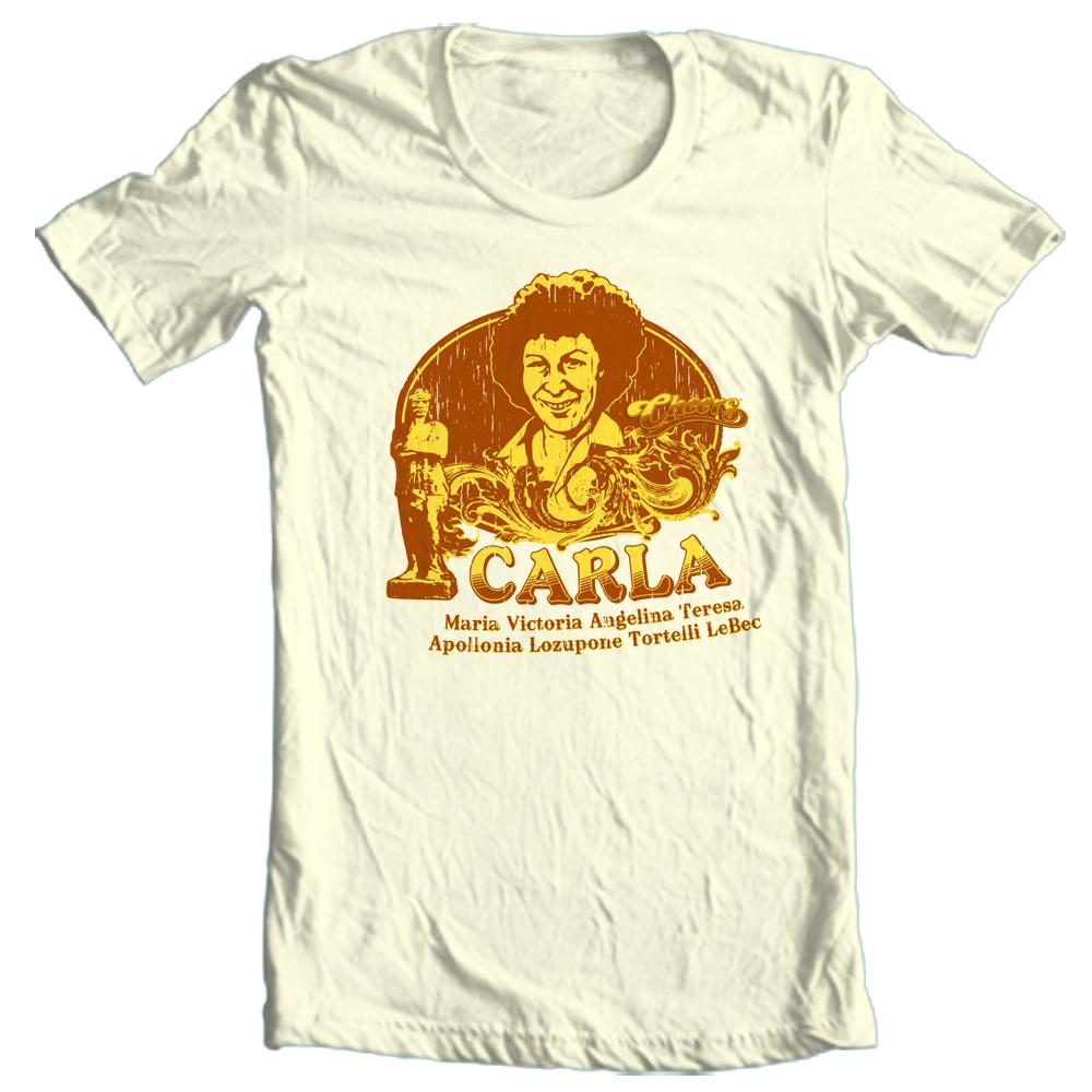 Cheers carla t shirt cbs943