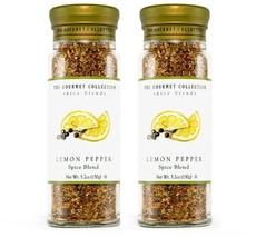 2 X The Gourmet Collection - Lemon Pepper Spice Blends 5.2 oz - $29.69