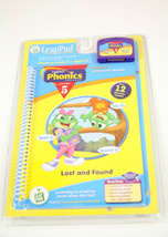 NEW LeapFrog LeapPad Phonics Preschool-Grade 2 ... - $9.89